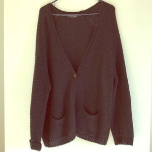 American Apparel oversized mohair sweater
